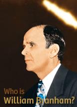 WHO IS WILLIAM M. BRANHAM
